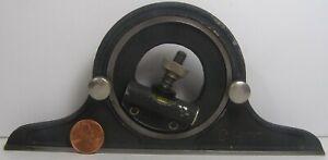 Unknown Brand Machinist Combination Square Protractor Head