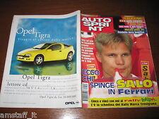 AUTOSPRINT 1997/24=COVER MIKA SALO FERRARI?=PROVA BMW M ROADSTER=
