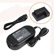 Ac Power Adapter Kit ACK-DC80 + DC Coupler for Canon PowerShot G1 X & SX40 HS