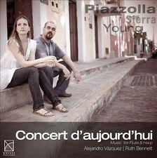 Concert D'aujourd'hui-Music for Flute & Harp, New Music