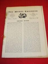 MODEL ENGINEER - Oct 13 1938 Vol 79 # 1953