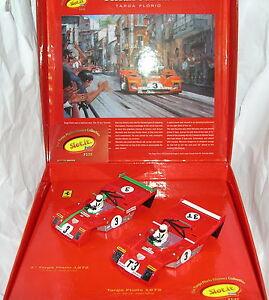 QQ Slot.it KW01 Ferrari 312PB 3T S.Munari 3 A.Merzario Targa Florio Winners