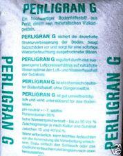 Perlite Perligran Classic 0/6 mm -  G 10 Liter  Substratverbesserer  Knauf