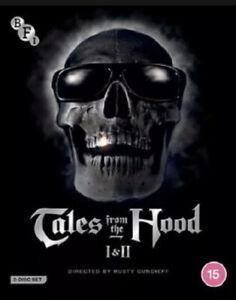 Tales from the Hood I & II Region B Bluray