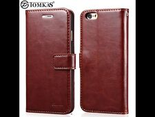 FLIP LEATHER MOBILE PHONE CASE FOR iPHONE 6S / 6  WALLET COVER CASES F