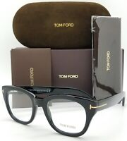 NEW Tom Ford RX Glasses Frame Black TF5473 001 49mm AUTHENTIC FT5473 Classic