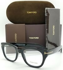 NEW Tom Ford RX Glasses Frame Black FT5473 001 49mm AUTHENTIC TF 5473 Classic