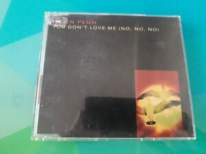 Dawn Penn - You Dont Love Me (No, No, No) - Original 1994 CD Single.