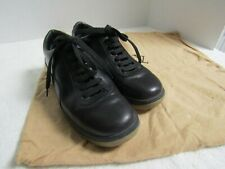 Louis Vuitton Womens Black Athletic Shoes Size 6.5 w/dust cover