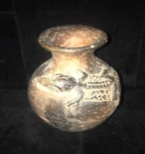 Rare Ancient Antique Neolithic/PreColumbian Mayan Pottery Pot Jar Vase Vessel