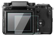 2X Fujifilm GFX 50S Screen Protector Foils Tempered Glass for Fuji gfx 50s