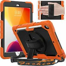 Timecity iPad 8th/ 7th Generation Case (iPad 10.2 Case 2020/2019) with Screen