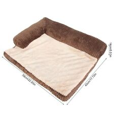 Heavy Duty Pet Dog Bed Cat Mat House Raised Deluxe Soft Warm Whole Year Use