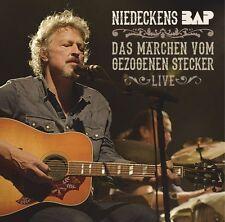 NIEDECKENS BAP - DAS MÄRCHEN VOM GEZOGENEN STECKER (LIVE) 2 CD NEU