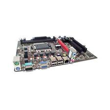 SCHEDA MADRE COMPUTER PC H55 LGA 1156 DDR3 DUAL CHANNEL MICRO-ATX VGA RS232 PS2-
