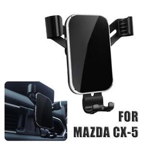 Adjustable Mazda CX5 Mobile Phone Holder Car Mount For Mazda CX-5 2017-2021