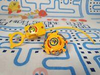 Master Driger Beyblade Hasbro Takara Toy UK SELLER RARE yellow launcher ripcord