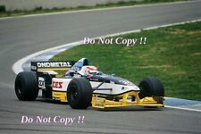 Tom Kristensen Minardi F1 Testing 1997 Photograph