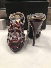Nyla Yaneli High Heel Shoes Size 7