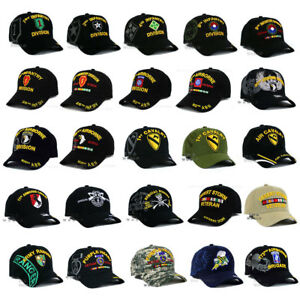 U.S. ARMY Hat MILITARY Special Operation Forces Official Licensed Baseball Cap