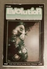 EVOLUTION #1 Skybound Megabox Exclusive Variant cover Unread