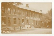 Reproduction RPPC COCA COLA Advertising Baltimore OH Repro Real Photo Postcard