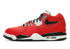Nike Air Flight 89 Mens Basketball Shoes 11 University Red Black CN5668-600