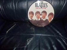 THE BEATLES FROM ME TO YOU / THANK YOU GIRL 20th ANNIVERSARY ISSUE PICTURE DISC