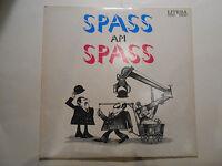 Schallplatte  ST33 Spass am Spass