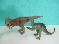 Giganotosaurus Dinosaur Figure Moving Jaw And 1992 Spinosauras Safari-A2