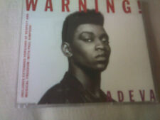 ADEVA - WARNING - 1989 DANCE CD SINGLE
