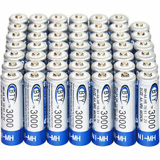 48x AA 3000mAh 1.2 V Ni-MH rechargeable battery BTY cell for MP3 RC Toy Camera G