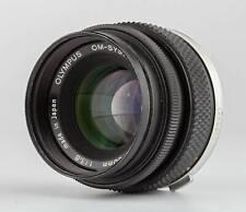Olympus Om Zuiko 50mm F1,8 Objektiv SHP 42876