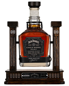 Jack Daniels Single Barrel Select Tennessee Whiskey with Cradle 700mL Whisky bot