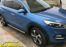 HYUNDAI  2015-17 TUCSON BM STYLE SIDE STEPS RUNNING BOARDS  FITTING AVAILABLE