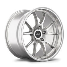 APEX ALLOY WHEEL FL-5 18 X 8.5 ET35 RACE SILVER 5X120MM 72.56MM
