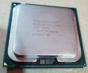 Intel Pentium Dual Core E5200 Socket 775 2,5GHz
