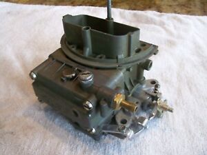 1961-1963 Ford 390-406 Tri-Power Holley Carburetor, NOS, C1AE-9510-AU