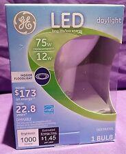 GE LED Bulb PAR30 12W (75Watt) Daylight Indoor Floodlight 96852 LED12DP3L3FL5KTP