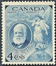 Canada   # 274   ALEXANDER GRAHAM BELL  Brand New 1947 Pristine Original Gum