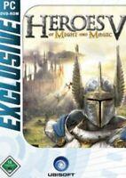 HEROES of MIGHT and MAGIC V 5 Deutsch Neuwertig