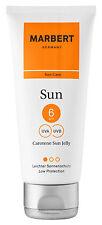 Marbert  Carotene Sun Jelly Bräunungsgel für Gesicht und Körper SPF 6*100 ml*
