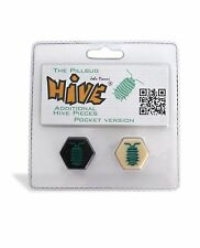 Gen42 Hive: The Pillbug Expansion | Additional Pocket Version Pieces