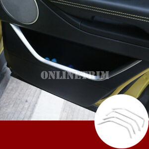 Inner Door Panel Moulding Trim Cover For Land Rover Range Rover Evoque 2013-2018