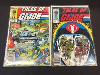 Tales Of GI Joe #5 & 6 Marvel Comics Combine Shipping
