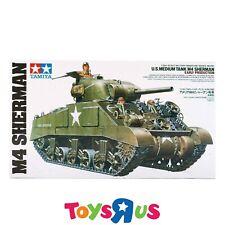 Tamiya Model Kit 1/35 M4 Sherman Tank Early (35190)