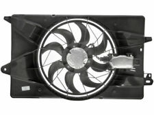 For 2014-2018 Jeep Cherokee Auxiliary Fan Assembly Dorman 84883TG 2015 2016 2017