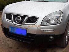 LED Daytime Running Lights DRL Front Bumper Fog Lamp for Nissan Qashqai 2007~13
