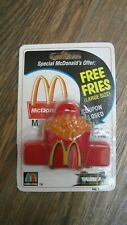 1999 McDonald French Fries Magnet clip sealed in package with Expired Coupons