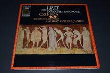 Liszt~Orchestre De Paris~Gyorgy Cziffra Junior~French IMPORT~Classical~NM Vinyl!